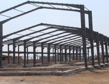 Fiber concrete plant