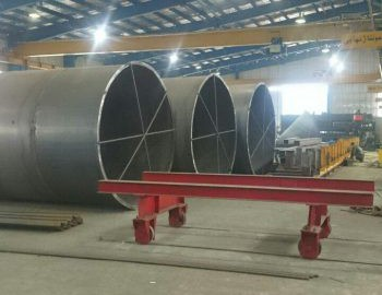 Production of various metal tanks