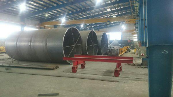 تولید انواع مخازن فلزی